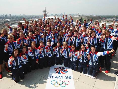 48 medals in Rio? Can Team GB really achieve their greatest haul at an overseas Olympics? | lIASIng | Scoop.it