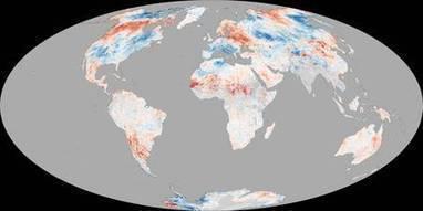 Nombreuses anomalies des températures observées pour ce mois de juillet   pachou39   Scoop.it