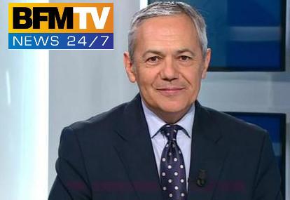 L'ex-présentateur de BFM TV Marc Autheman attaque la chaîne aux prud'hommes   DocPresseESJ   Scoop.it