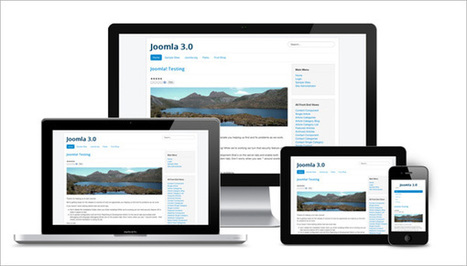 Interactive Joomla Site Development with HTML5 – Make Your Site Mobile Ready | Design Web Kit | HTML5 News | Scoop.it