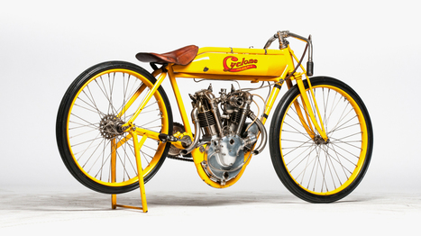 You Can Soon Bid on These 10 Badass Antique Motorcycles ! | Pure Leverage Systems | Scoop.it