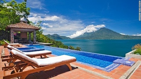 7 of the world's most beautiful lakeside lodges | Creating long lasting friendships through adventure travel | Scoop.it
