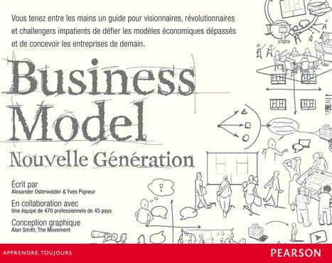 Business Model Nouvelle génération | bibliothèque start-up | Scoop.it