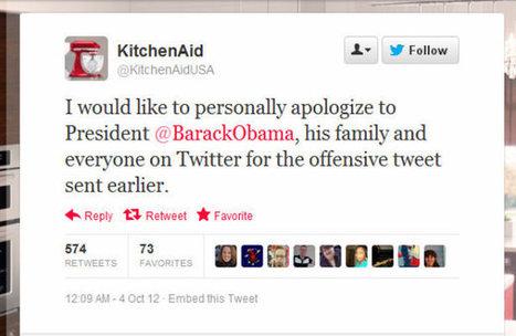 11 Biggest Social Media Disasters of2012 | Digitalageofmarketing | Scoop.it
