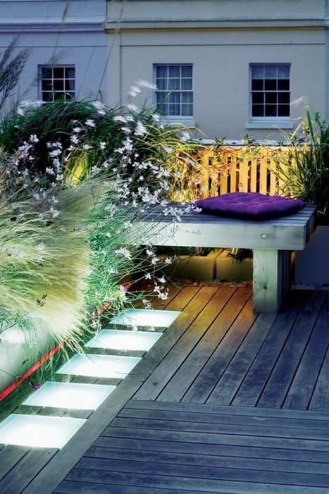 Inspiring Rooftop Terrace Design Ideas | Augusta Interiors - Global Inspirations | Scoop.it