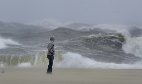 Hurricane Sandy Slideshow: The Frankenstorm in Photos | New York I Love You™ | Scoop.it