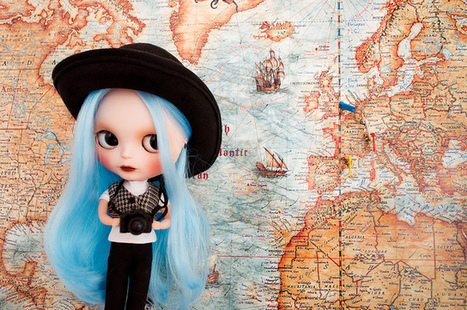 It's A Small World | The Traveling Blythes | Mascot Factory for Baby Toys | Scoop.it