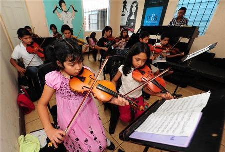La música, una deuda en el sistema educativo - El Diario de Hoy | educación musical | Scoop.it