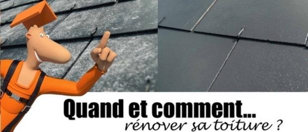 [diaporama] Quand et comment rénover sa toiture ? | La Revue de Technitoit | Scoop.it