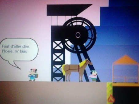 Sensibiliser les jeunes à l'histoire des mines en créant un jeu vidéo   E-Tourisme   Scoop.it