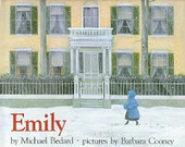 Blog Post Review of Emily by Michael Bedard | New Books in the LMC Fall 2014 | Scoop.it