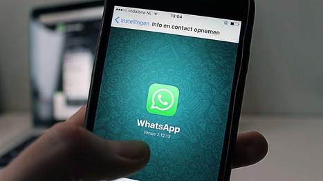 WhatsApp gère plus de 1100 appels téléphoniques par seconde | Actualité Social Media : blogs & réseaux sociaux | Scoop.it