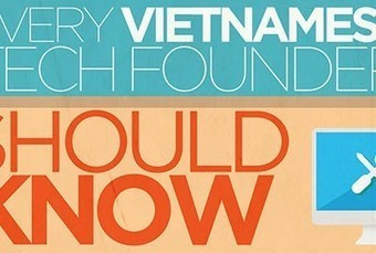 Every number a Vietnamese tech founder should know (INFOGRAPHIC) | Coworking and Startups | Scoop.it