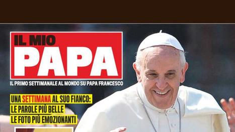 Misterioso anziano con accento tedesco gira per Roma e brucia tutte le copie de 'Il Mio Papa' | Religulous | Scoop.it