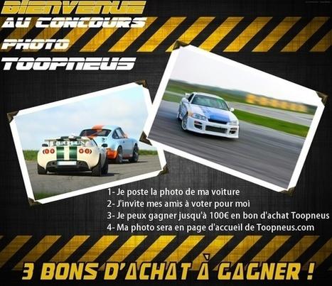 Concours Photo Toopneus | Info-Pneus : actus, conseils, promos | Scoop.it