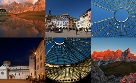 Trentino's attractions in the video for Expo Milano 2015 | Italia Mia | Scoop.it