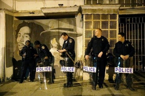 Baltimore Protesters Jailed Without Food For Days, Attorneys Say   Truth and Consequences   Scoop.it
