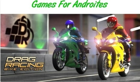 Like Drag Racing? Try New Bike Edition - A Game For Androites | AndroidTuition | Scoop.it
