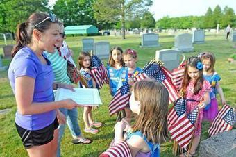 Taunton workers, volunteers get city ready for Memorial Day - Taunton Daily Gazette | freedom of speech | Scoop.it