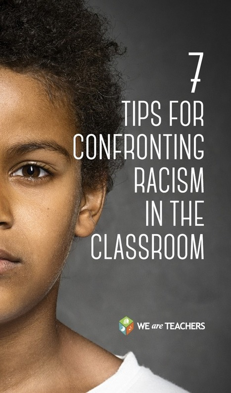 Dealing With Student Racism | Education Today and Tomorrow | Scoop.it