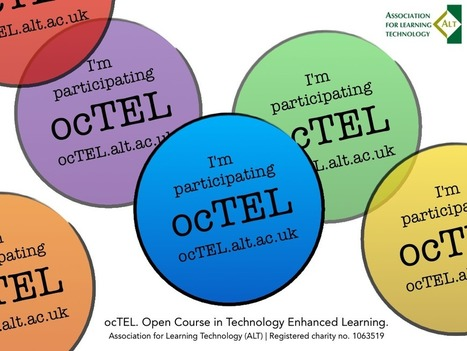 OCTEL | Open Course in Technology Enhanced Learning | Tech in teaching | Scoop.it
