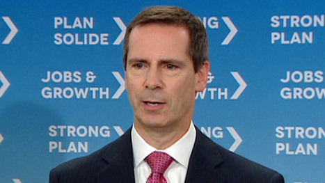 Ontario Premier Dalton McGuinty resigns - Windsor - CBC News | Media Relations Articles: Rob Ford | Scoop.it