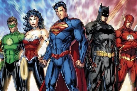 Five Core Members Of Movie Justice League Named | Comic Books | Scoop.it