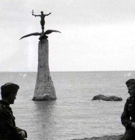 FORUM LE MONDE EN GUERRE - Mémorial américain de Saint-Nazaire | l'art et la guerre 3 pfp2 | Scoop.it