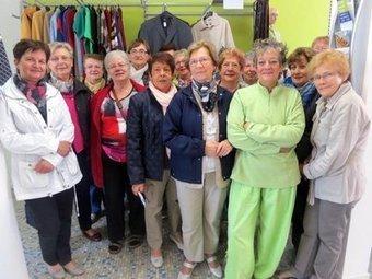 Coton soleil est tenu par le Secours catholique Une boutique vraiment comme les autres | L'Union | Action sociale en France | Scoop.it