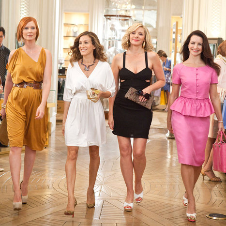 Sex and the City Creator Hints at a Third Movie | fashion girl | Scoop.it