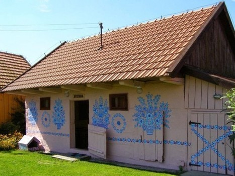 Zalipie – Poland's Fascinating Painted Village | Strange days indeed... | Scoop.it