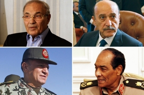 Egypt's Military Steals the Revolution | Coveting Freedom | Scoop.it
