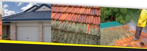 Roof Painting: Give Your House an Attractive Look | all roofrestorations | Scoop.it