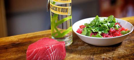 Rum And Contemporary Cuisine ebook announced - Examiner.com | The Spirit of Rum | Scoop.it