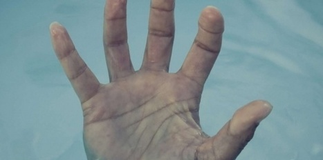Pourquoi les doigts se fripent dans l'eau ? | Science techno | Scoop.it
