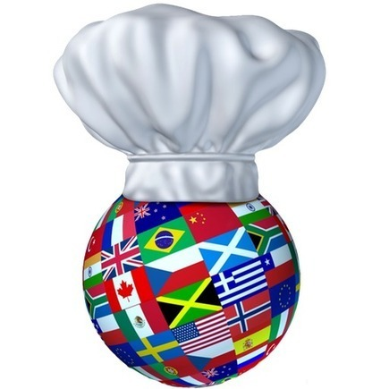 Global Cuisine - Around the World in 150 Dishes | Healthy Lifestyle Apps for Kids | Scoop.it