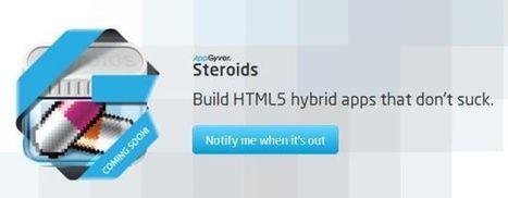 AppGyver lanza Toolbelt en su suite Steroids para el desarrollo y mejora de las aplicaciones móviles híbridas   Mobile Technology   Scoop.it