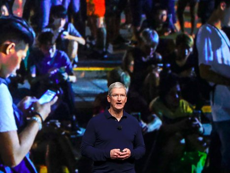 Tim Cook defended Apple's approach to security: 'Encryption is inherently great' | IT and Cybersecurity Trends | Scoop.it