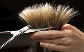 Tips on Cutting Hair at Home | cosmetology | Scoop.it