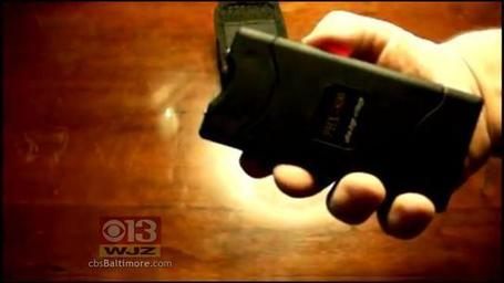 Anne Arundel County Lifts Ban On Tasers & Stun Guns For Residents - CBS Local | Stun Guns | Scoop.it