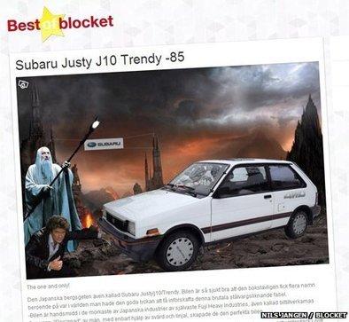 Швед намери мечтаната си работа, опитвайки се да продаде колата си   JobTiger.TV   Търсене на работа   Scoop.it
