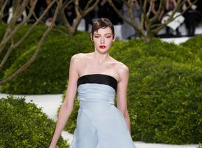 Défilé #Dior haute couture printemps-ete 2013 | Toi, plus moi, plus elle, plus toute celles qui le veulent! | Scoop.it