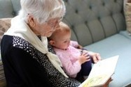 Toddlers and nursing home residents strike up friendships at story time sessions - RN - ABC News (Australian Broadcasting Corporation) | Reading discovery | Scoop.it