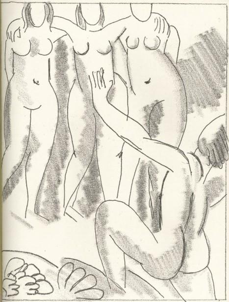 Henri Matisse illustrates 1935 edition of James Joyce's Ulysses | Biblio | Scoop.it