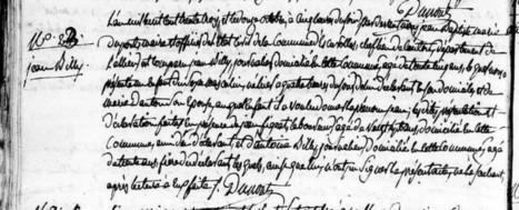 Biographie de Baptiste BILLY, plâtrier-peintre à Clermont-Ferrand - Histoire et Généalogie | GenealoNet | Scoop.it