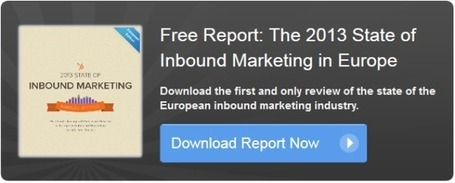 10 Remarkable Discoveries About Inbound Marketing in Europe [NEW REPORT] | Comunicacion Digital by Lydia | Scoop.it