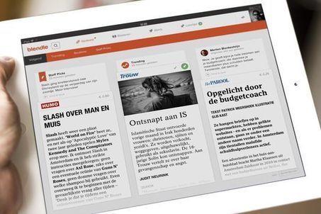 Trois grands journaux américains rejoignent la plate-forme Blendle | DocPresseESJ | Scoop.it
