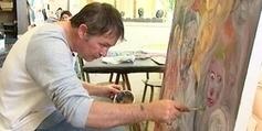 L'Art brut de Didier Amblard, de l'hôpital psychiatrique à la galerie Berst | MUSÉO, ARTS ET SPECTACLES | Scoop.it