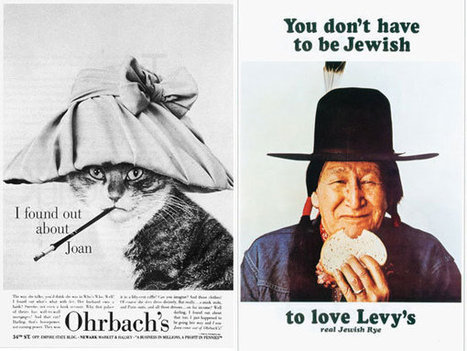 Judy Protas, Writer of Slogan for Levy's Real Jewish Rye, Dies at 91 | A Cultural History of Advertising | Scoop.it