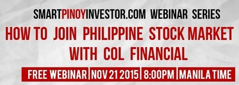 Investing in Philippines Stock Market Tips & Tricks – Watch Guide | Finance & Money | Scoop.it